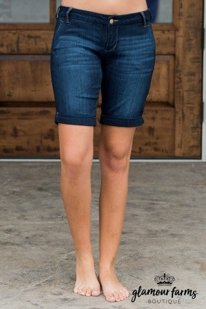 Christy Bermuda Shorts