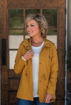 **Daily Deal** Cooler Days Ahead Utility Jacket