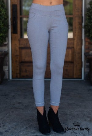 **Daily Deal** Charlotte Pull-On Jegging