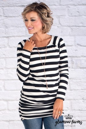 **Daily Deal** Kolby Ruched Tunic