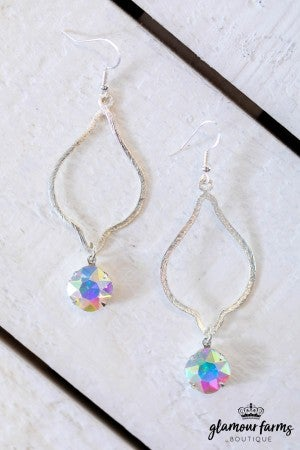 sku8877 | Moroccan Drop Earrings