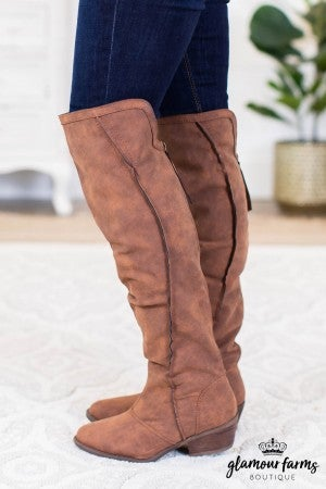 sku9752 | Southern Joy Knee High Boot