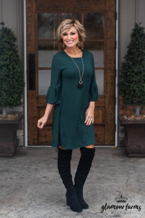 **Daily Deal** Classic Caroling Dress