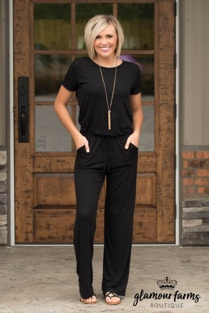 Jump Into Style Pocket Jumpsuit
