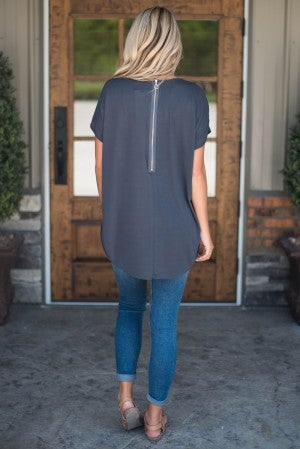 Zip To My Lou Tunic
