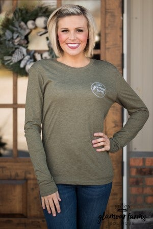 GF Logo Long Sleeve Tee
