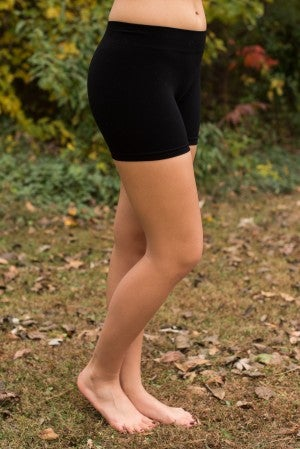 Ahh-mazing Seamless Short - Black