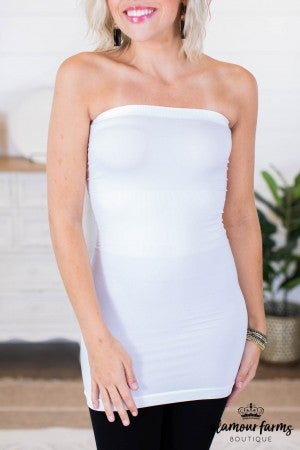 sku8818 | Strapless Shaper Dress
