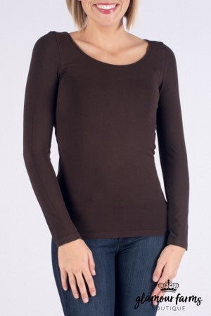 Ahh-mazing Long Sleeve Shaper