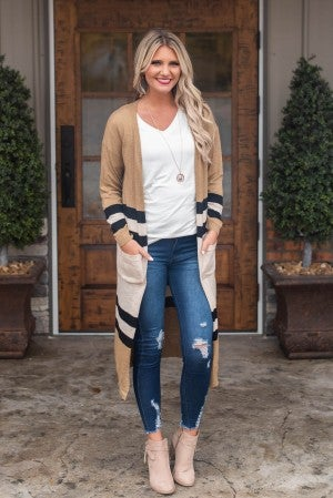 **Daily Deal** Kipton Long Cardigan