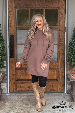 **Daily Deal** All The Warmth Oversized Hoodie Sweatshirt