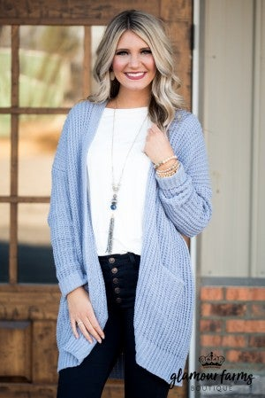 Beauty In Believing Cardigan