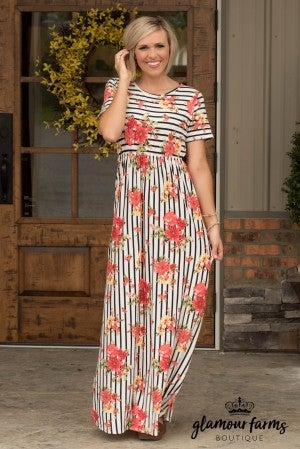 Sunny Side Up Maxi Dress