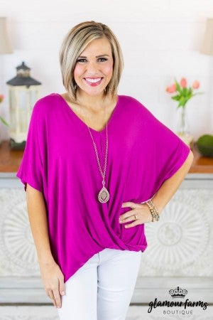 Harpley Surplice Top