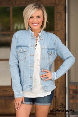 Amanda Denim Jacket