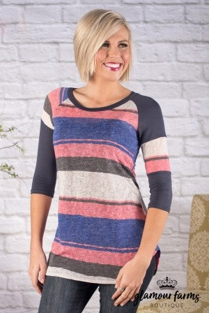 Sedona  Sunset Tunic
