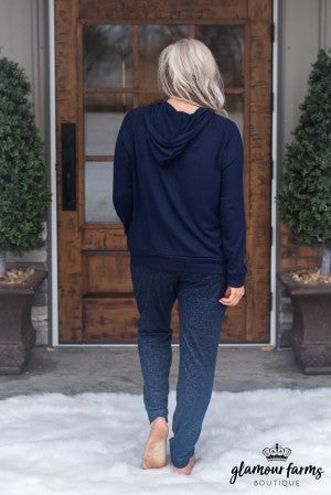 **DOORBUSTER** Snowed In Drawstring Jogger