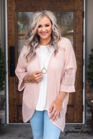 Love Struck Lightweight Cardigan
