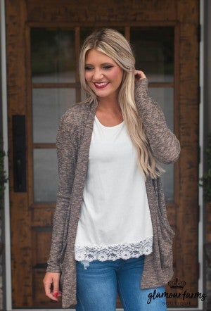 Cover The Basics Cardigan