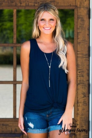 **Daily Deal** Go Anywhere Relaxed Fit Tank