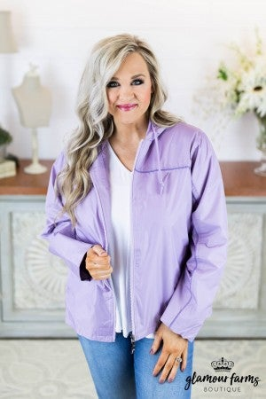 **Daily Deal** Fair Weather Rain Jacket