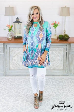 Walking On Sunshine Tunic