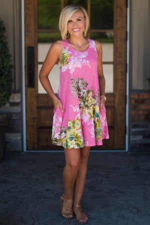 **Daily Deal** Floral Dream Dress