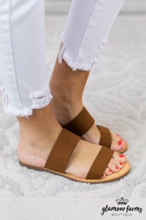 **Daily Deal** Allie Double Strap Sandal