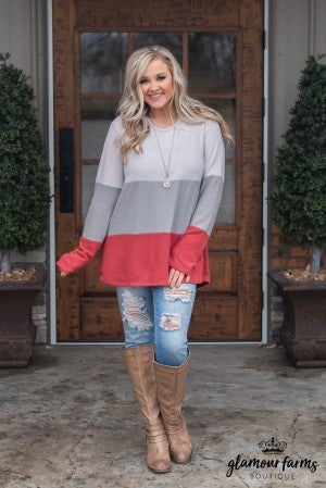 **DOORBUSTER** Hold The Line Sweater