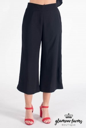 Take A Bow Culottes