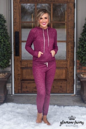 **Daily Deal** Snowed In Drawstring Jogger