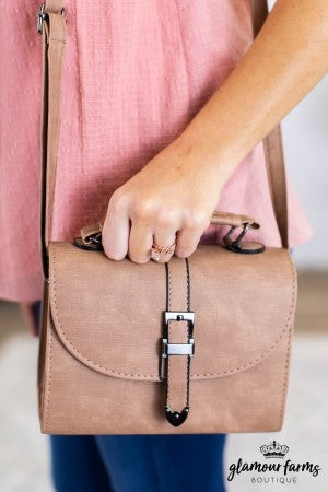 sku12111 | Bucket Crossbody Bag