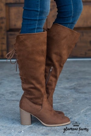 Firefly Lace-up Riding Boot