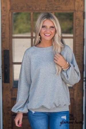 Perfect Pearl Sweatshirt