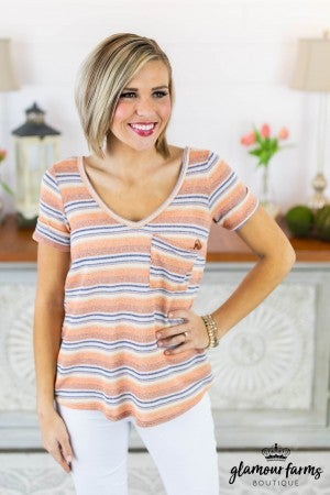 **Daily Deal** Daydreamer Pocket Top