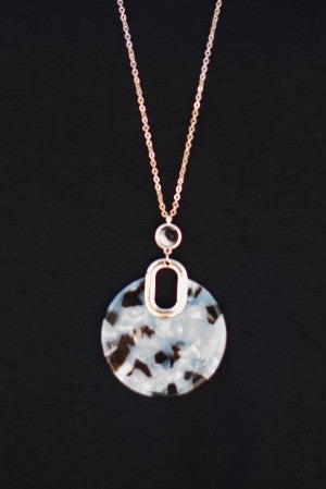 **Daily Deal** Stella Circle Necklace