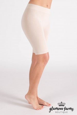 sku010m | Ahh-mazing Long Seamless Shorts