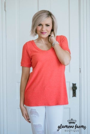 **Daily Deal** My Simple Side Tee