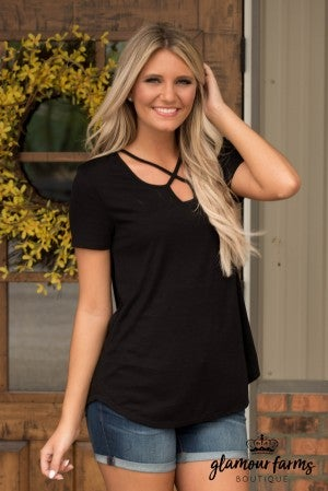 **Daily Deal** Laurel Rib Knit Top