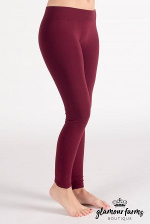 Curvy| Ahh-mazing Ankle Legging