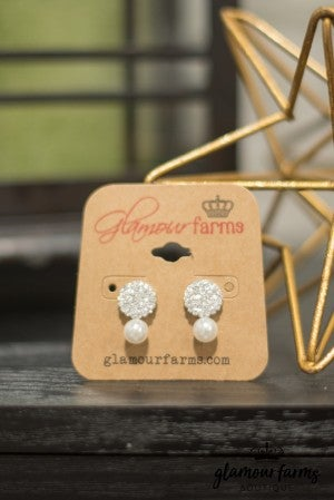 Breezy Pearl Earrings