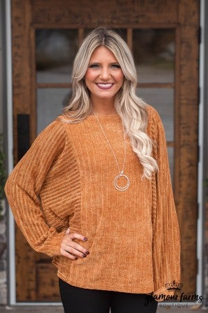 Hidden Treasure Tunic Sweater