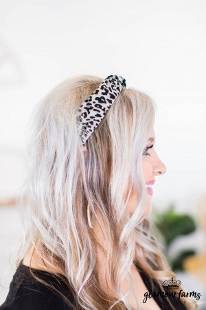 sku9150 | Animal Print Head Band