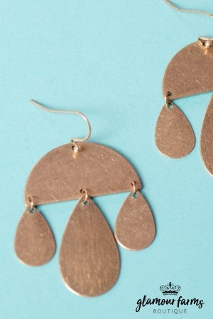 Summer T-Drop Earrings