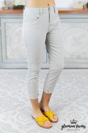 Maddie Classic Ankle Jean