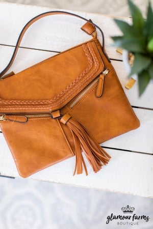sku8845 | Envelope Crossbody Bag