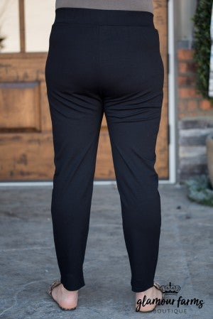 Curvy| The Brandy Pant