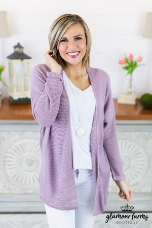 **Daily Deal** Cover Me In Classics Cardigan