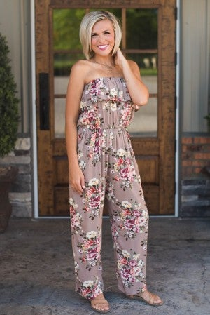 Picking Wildflowers Jumpsuit