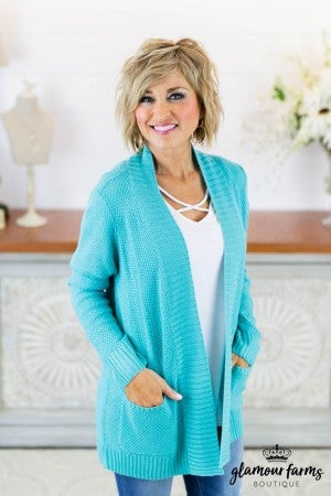 Shore Thing Lightweight Cardigan